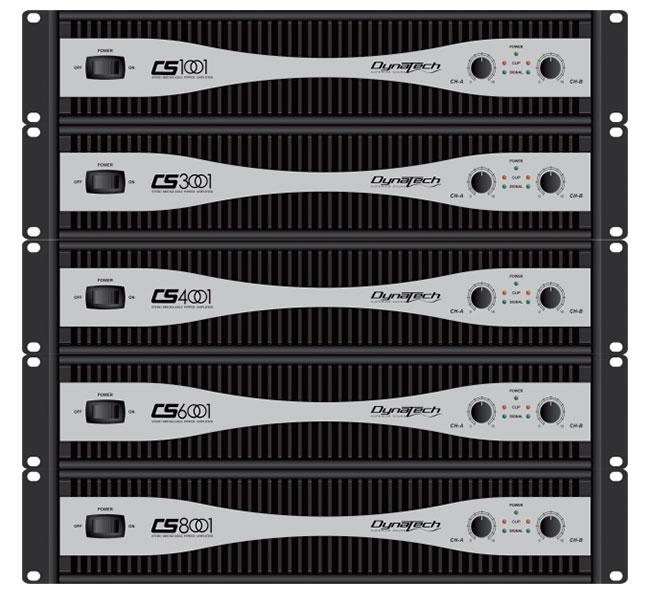 CS Series Power Amplifiers