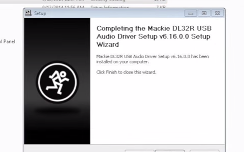 Mackie DL32R - Video - Audio Interface Basics