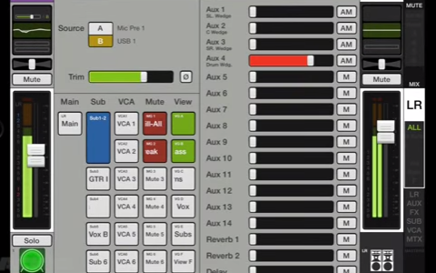 Mackie DL32R - Video - Create a Virtual Soundcheck