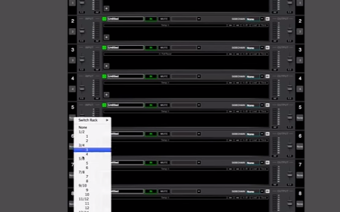 Mackie DL32R - Video - Waves MultiRack via Dante